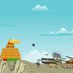 Free online flash games - 360 Cannon game - WowEscape