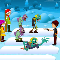 Free online flash games - ReDead Zombies Madness game - WowEscape
