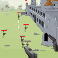 Free online flash games - Defend the Castle game - WowEscape