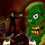 Free online flash games - Re Fire the Zombies game - WowEscape