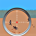 Free online flash games - Jail Sniper game - WowEscape