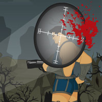 Free online flash games - Sniper Shoot game - WowEscape