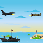 Free online flash games - Top Flight game - WowEscape