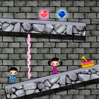 Free online flash games - Bluoo Pink Extreme game - WowEscape