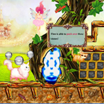 Free online flash games - Rainbow Cat Adventure game - Games2Rule