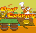 Free online flash games - Bear Cooking game - WowEscape