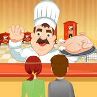 Free online flash games - Boiled Chicken Shop game - Games2Rule