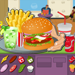 Free online flash games - Burger Bash Up game - WowEscape