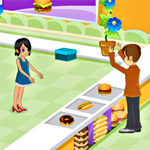 Free online flash games - Burger Mania Re game - WowEscape