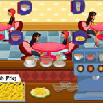Free online flash games - Chat Cafe game - WowEscape