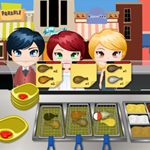 Free online flash games - Chicken Food Cart game - WowEscape