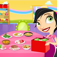 Free online flash games - Chinese Cuisine game - Games2Rule
