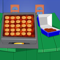 Free online flash games - Cookies Bake Up game - WowEscape