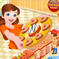 Free online flash games - Cookies Ready game - WowEscape