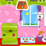 Free online flash games - Cookies Wrap game - WowEscape
