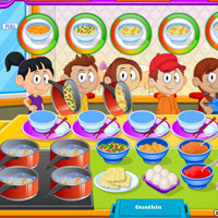 Free online flash games - Cooking Noodles game - WowEscape