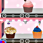 Free online flash games - Cupcake Icing game - WowEscape