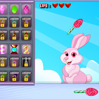 Free online flash games - Easter Egg Lollipop Shop game - WowEscape