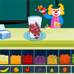 Free online flash games - Fruity Shake game - WowEscape
