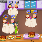 Free online flash games - Girly Food Court game - WowEscape