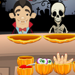 Free online flash games - Halloween Kids Shop game - WowEscape