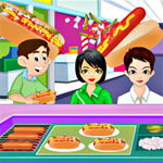 Free online flash games - Hottie Hot Dog game - WowEscape