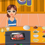Free online flash games - Joi Hei Chicken Cooking game - WowEscape
