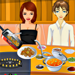 Free online flash games - Re Joi Hei Kitchen-Chicken Stew game - WowEscape