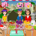 Free online flash games - Juice Bar game - WowEscape
