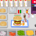 Free online flash games - Open Restaurant game - WowEscape