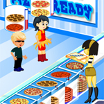 Free online flash games - Pizza Ready game - WowEscape