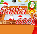 Free online flash games - Santa Cook game - WowEscape