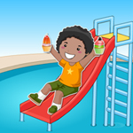 Free online flash games - Slide Play Serving game - WowEscape