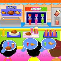 Free online flash games - Split Turkey Shop game - WowEscape