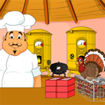 Free online flash games - Replay Turkey Cooking game - WowEscape