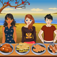 Free online flash games - Turkey Food Shop game - WowEscape