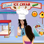 Free online flash games - Virtual Ice Cream Shop game - WowEscape