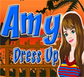 Free online flash games - Amy Dress-up game - WowEscape