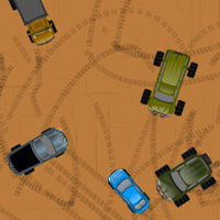 Free online flash games - Dash Car game - WowEscape