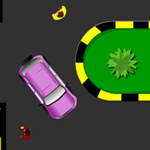 Free online flash games - Lindsay Lohan Parking game - WowEscape