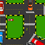 Free online flash games - Parking Town game - WowEscape