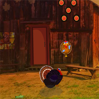 Free online flash games - Turkey Farm House Escape game - Games2Rule