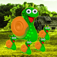Free online flash games - A Snail Family Salvage game - WowEscape
