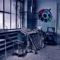 Free online flash games - Abandoned Hospital RED game - WowEscape