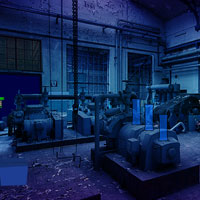 Free online flash games - Abandoned Manufactory Escape game - WowEscape