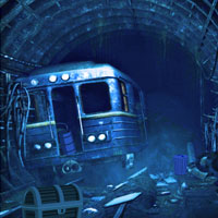 Free online flash games - Abandoned Railway Station Escape game - WowEscape