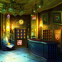 Free online flash games - Abandoned Residence Escape game - Games2Rule