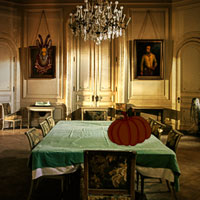 Free online flash games - Abandoned Royal Residence Escape game - Games2Rule