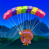 Free online flash games - Adventurous Valley Turkey Escape game - WowEscape