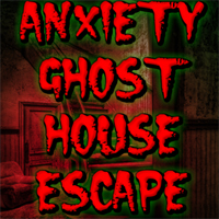 Free online flash games - Anxiety Ghost House Escape game - Games2Rule